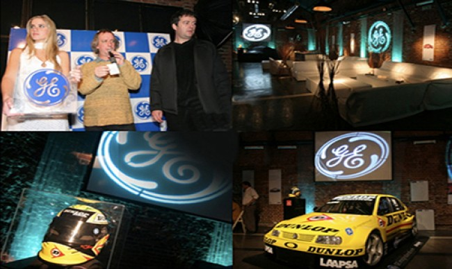 Evento General Electric Lighting