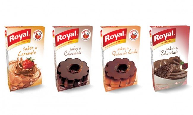 Diseño de Packs Royal