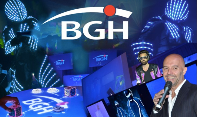 Evento BGH Future Party